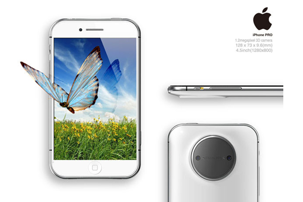 iPhone PRO 概念手机(二)