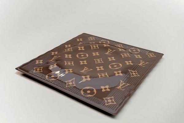 LV避孕套包装
