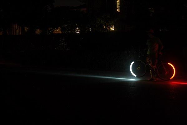 自行车超炫照明灯(三)