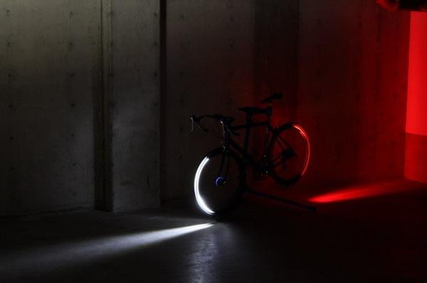 自行车超炫照明灯(四)