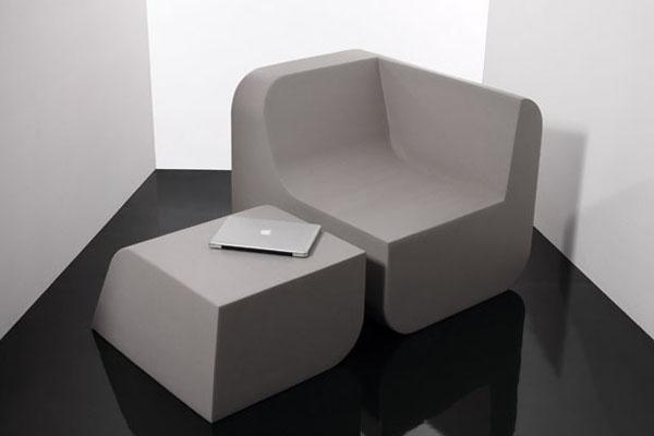 Dual Cut 组合桌椅(二)