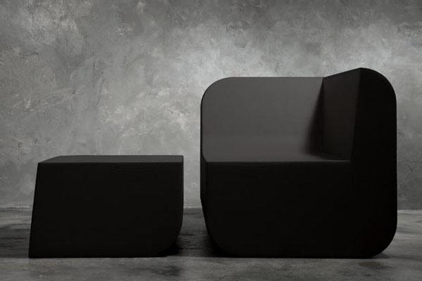 Dual Cut 组合桌椅(四)