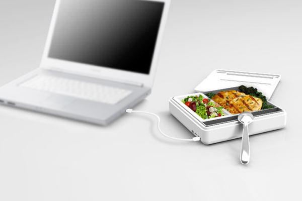 Papilla 充电饭盒(二)