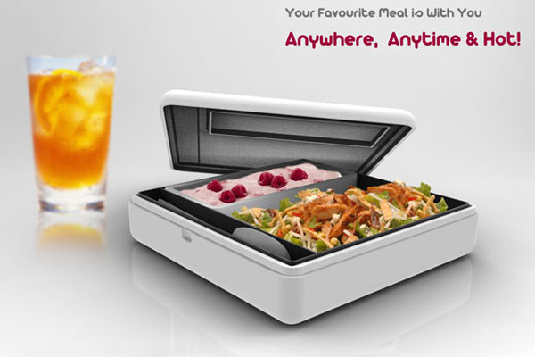 Papilla 充电饭盒(三)