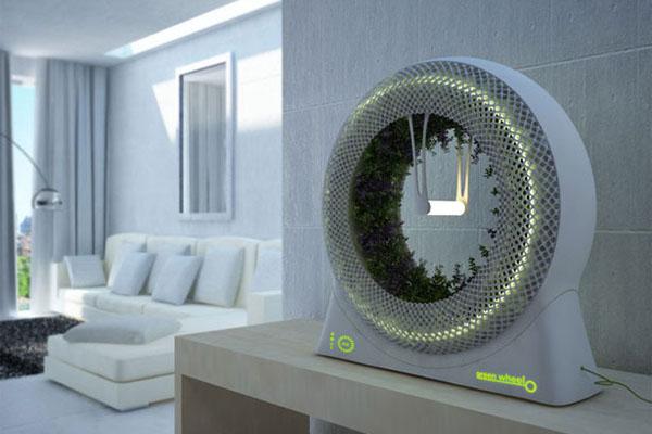 Green Wheel 无土栽培种植
