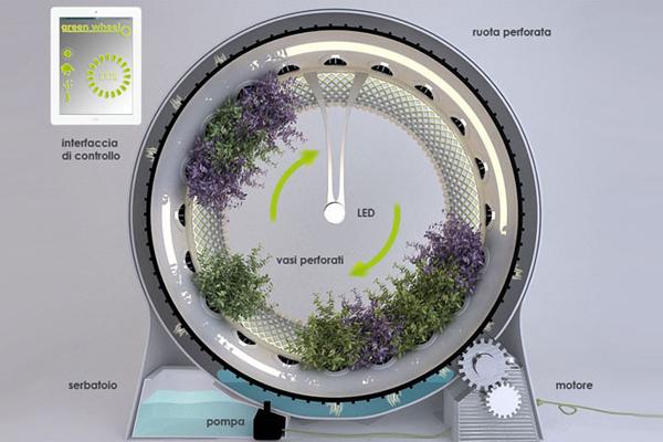 Green Wheel 无土栽培种植(四)