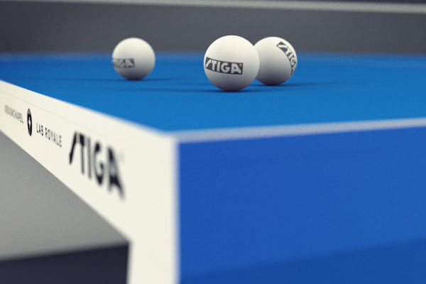 Waldner 乒乓球桌