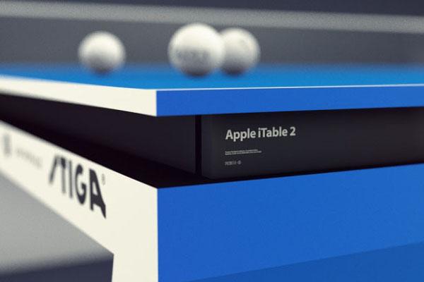 Waldner 乒乓球桌(二)