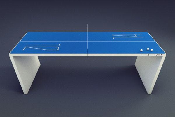 创意 乒乓球/Waldner 乒乓球桌(四)...