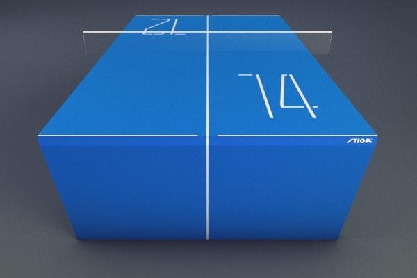 Waldner 乒乓球桌(五)