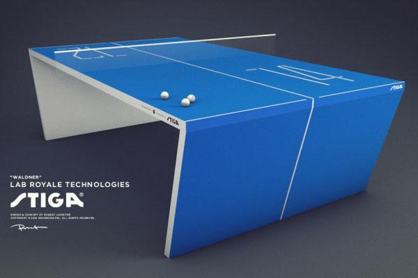 Waldner 乒乓球桌(六)
