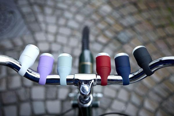 时尚给力的创意自行车灯