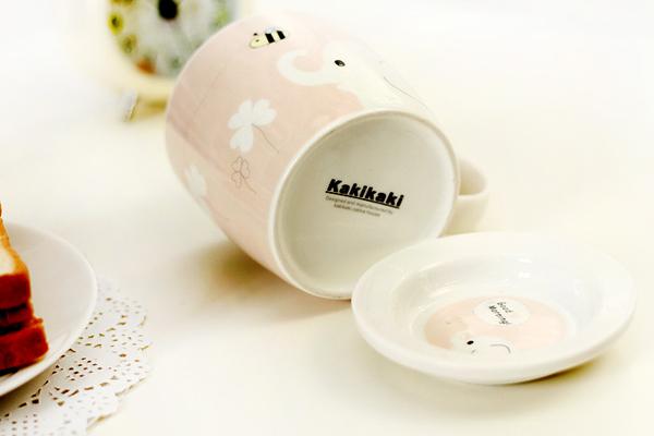 Housemate 创意早餐杯(四)