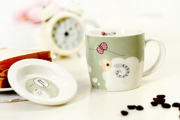 Housemate 创意早餐杯(五)
