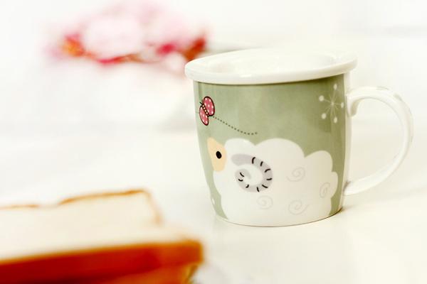 Housemate 创意早餐杯(六)