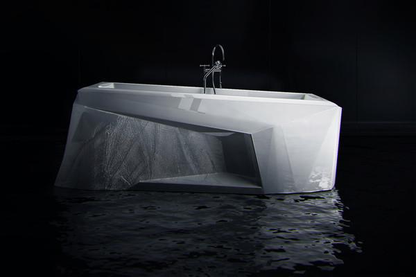 新奇创意的北极浴室设计(三)