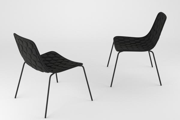 新奇创意的蜂蜜椅子
