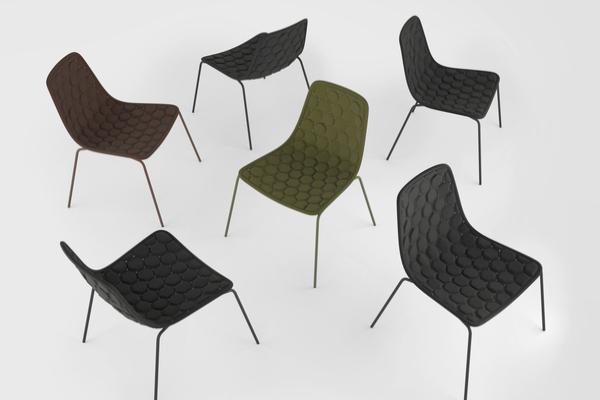 新奇创意的蜂蜜椅子(三)