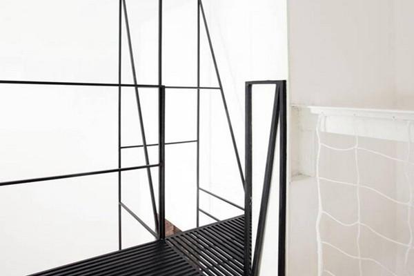 优雅而简约的创意楼梯(三)
