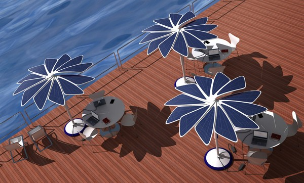 SOLARIS 太阳能遮阳系统