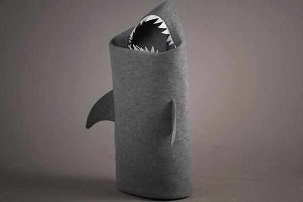 霸气外露的鲨鱼洗衣篮(二)