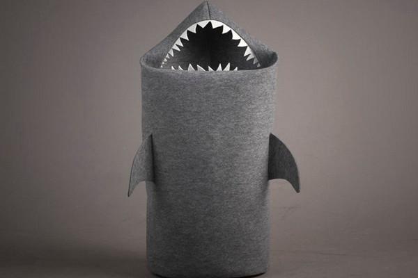 霸气外露的鲨鱼洗衣篮(四)