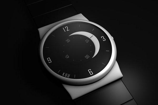 KUU 创意表盘手表(二)