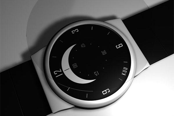 KUU 创意表盘手表(三)