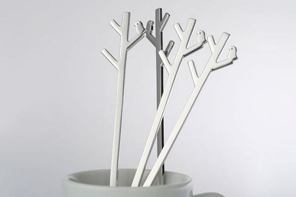 用勺子组成的森林(二)