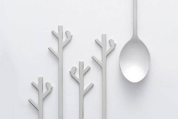 用勺子组成的森林(三)