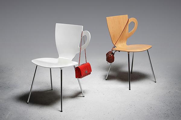 咖啡杯座椅