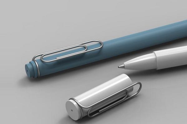 回形针钢笔(二)