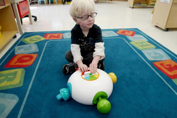 十分友爱的视障儿童玩具(三)