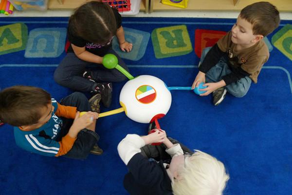 十分友爱的视障儿童玩具(四)