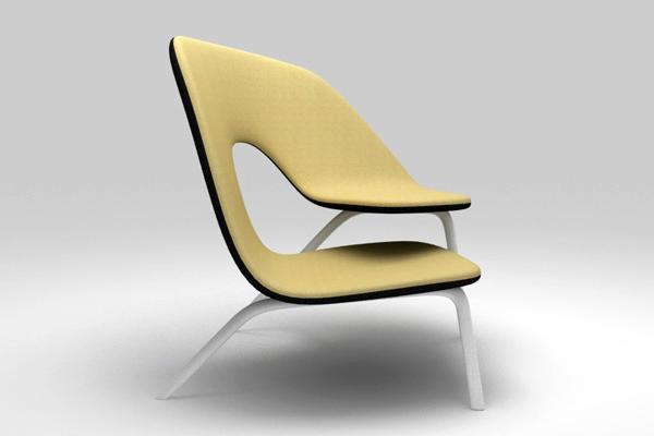 为拥抱提供便利的椅子