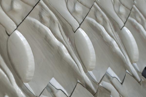 非常有机理感的艺术墙(三)