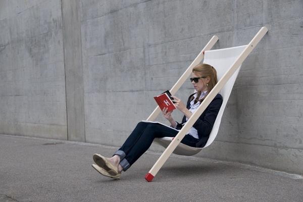 极其简约的躺椅(二)