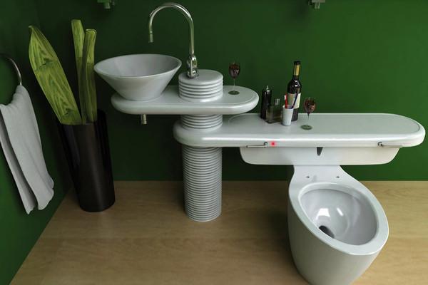 环保节约用水系统
