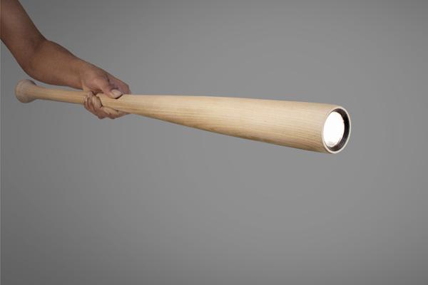 棒球棒样式的手电筒(二)