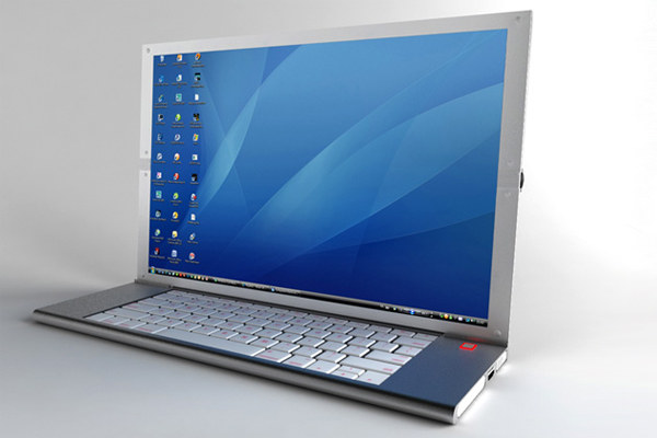 Feno 折叠笔记本电脑