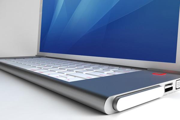 Feno 折叠笔记本电脑细节