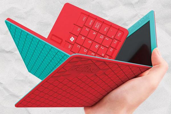 Flexbook 折叠笔记本电脑