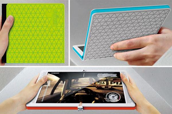 Flexbook 折叠笔记本电脑(二)