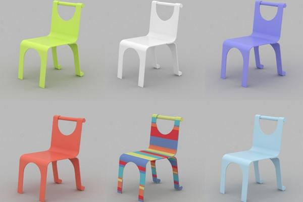 充满乐趣的家居椅子