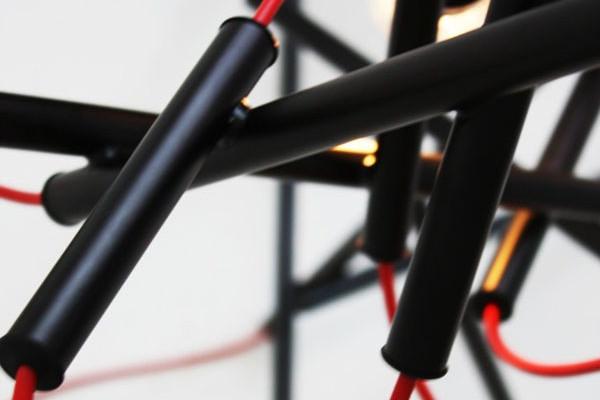 错综复杂的落地灯设计(二)