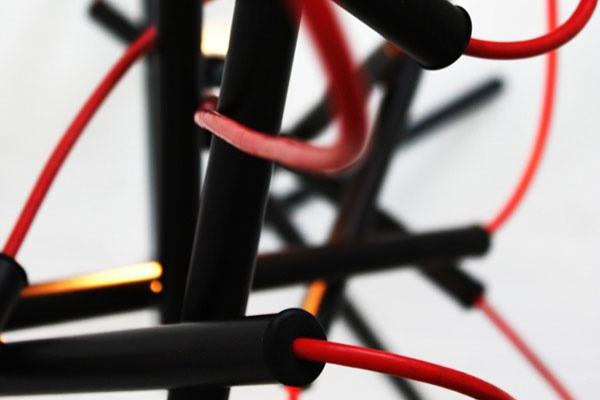 错综复杂的落地灯设计(三)
