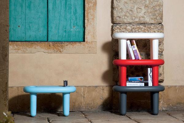 颜色绚丽的家具组(四)