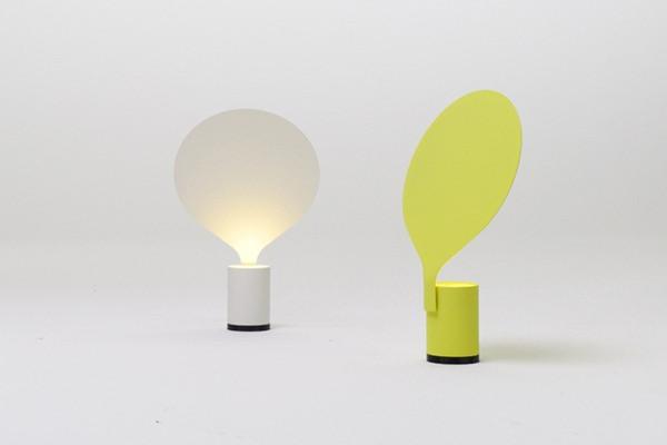 可爱的气球造型台灯(二)