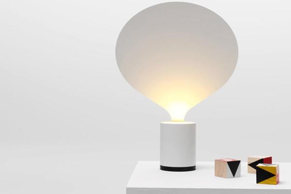 可爱的气球造型台灯(三)