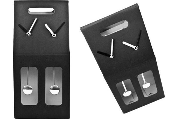 纸质环保创意时钟(二)